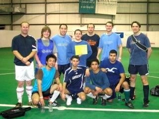 Winter II 2009 Playoff Winners